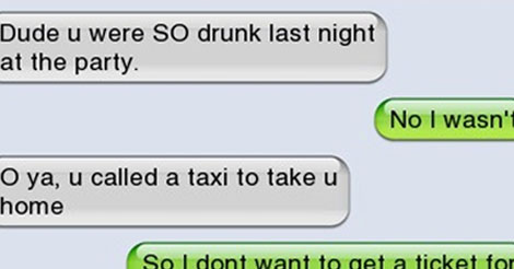 15 Most Hilarious Drunk Text #10 is so funny