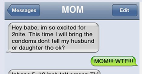 14 Hilarious Texts That Might Get You Arrested. The #12 killed me…LOL!