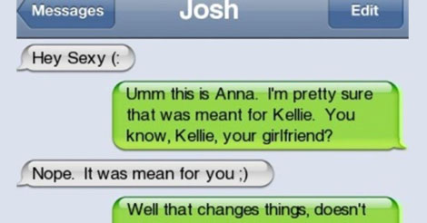 18 Most Hilarious Text Fails, #12 seriously made me cry I was laughing so hard