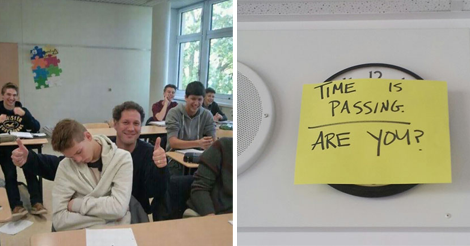 15+ Funny Teachers Who Know How To Deal With Students