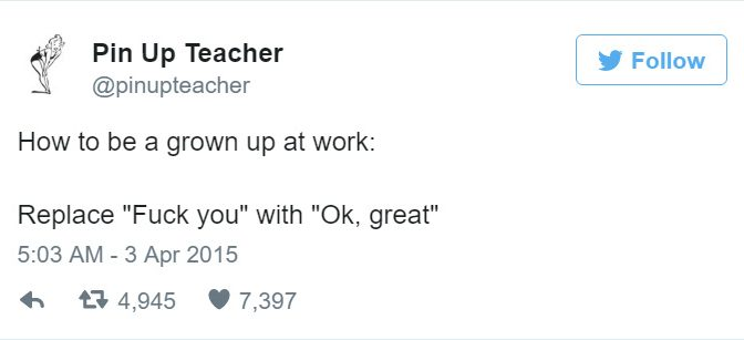 20 Hilarious Tweets About Work That Perfectly Sum Up Your Life At Work
