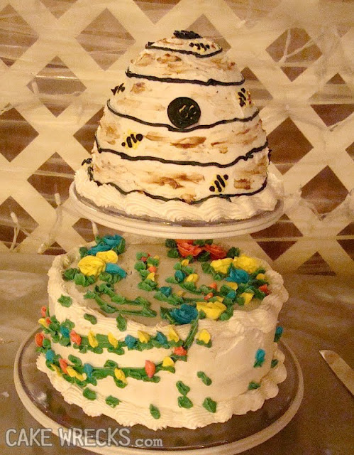 15+ Absolutely Worst Wedding Cake Failed - Page 4 of 6
