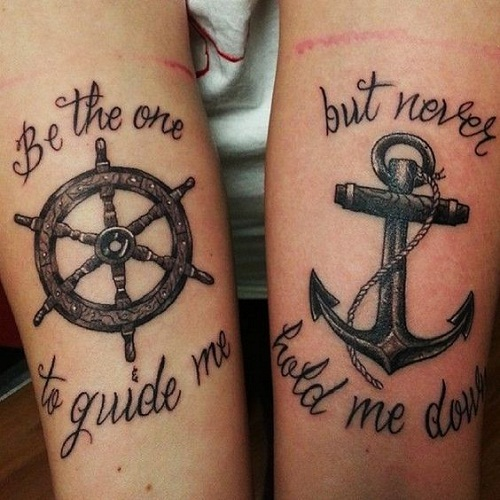 20+Creative Best Friend Tattoos Ideas - Page 5 of 7
