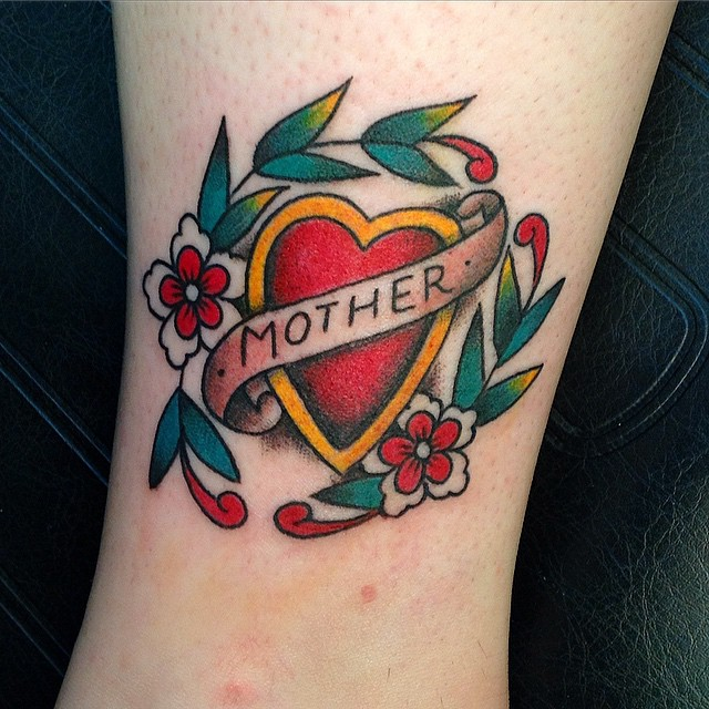 20+ Brilliant Mom Tattoos That Will Fill Your Heart