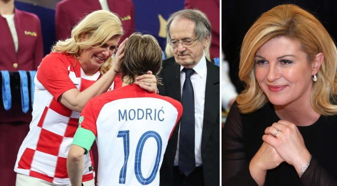 8 Things you probably don't know about The Beautiful Croatian President